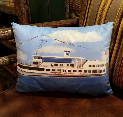 Mount Washington Pillow