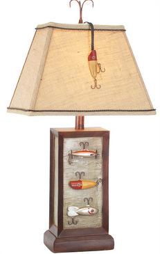 Lake House Table Lamps
