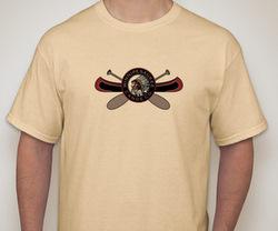 Vintage Canoe T Shirt
