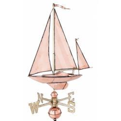 Sail Boat Weather Vane