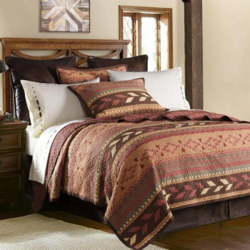 Broken Arrow Bedding Set - Twin