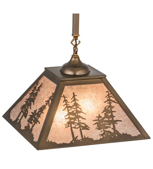 Tall Pines Ceiling Light Pendant