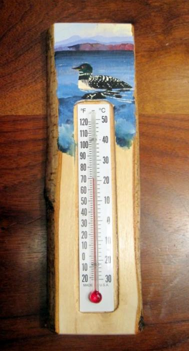Loon Thermometer