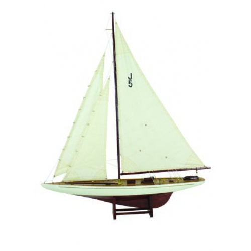 Rainbow Sailboat Model