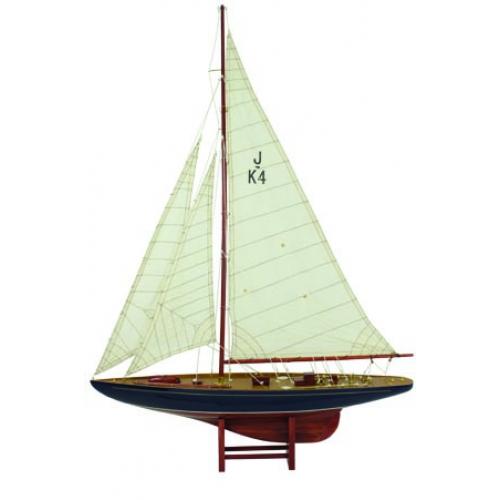 Endeavor Model Sailboat - Medium