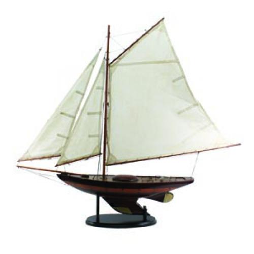 Nantucket Sloop Sailboat Model