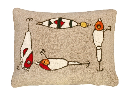 Fishing Lures Pillow